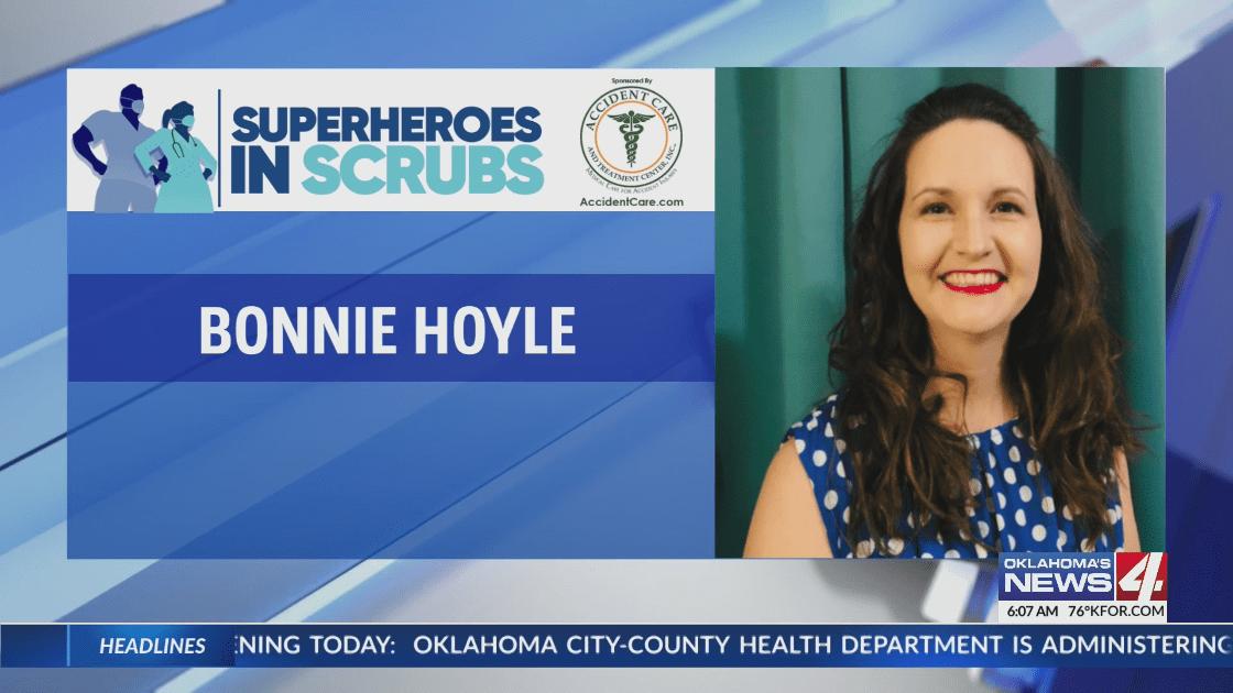 Bonnie Hoyle