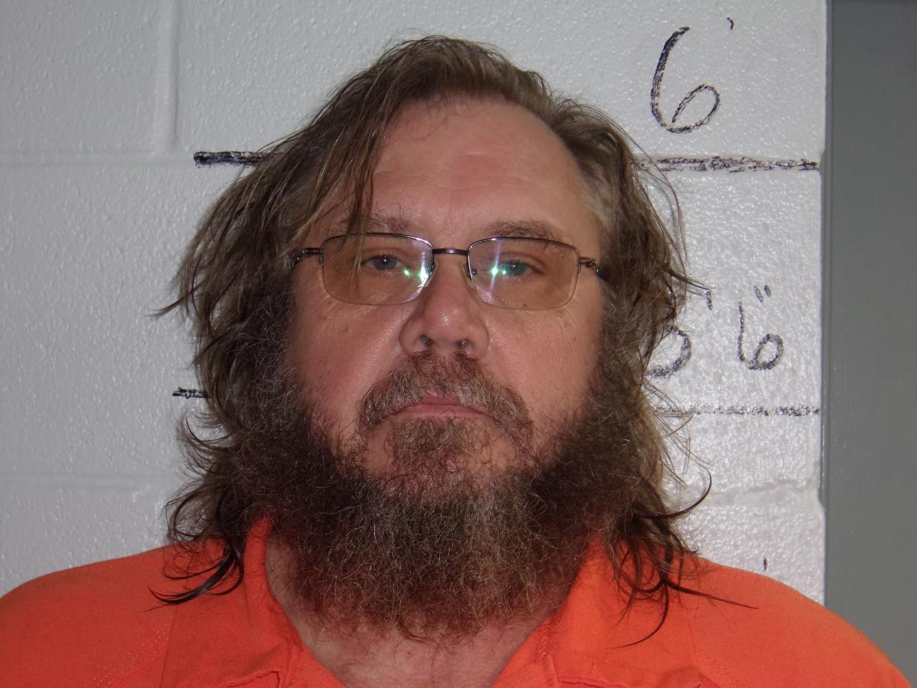 mugshot of Defon Jesse Mergel Sr.