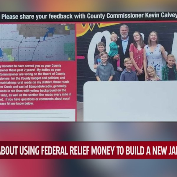 Survey sent to District 3 Oklahoma City residents by commissioner Kevin Calvey