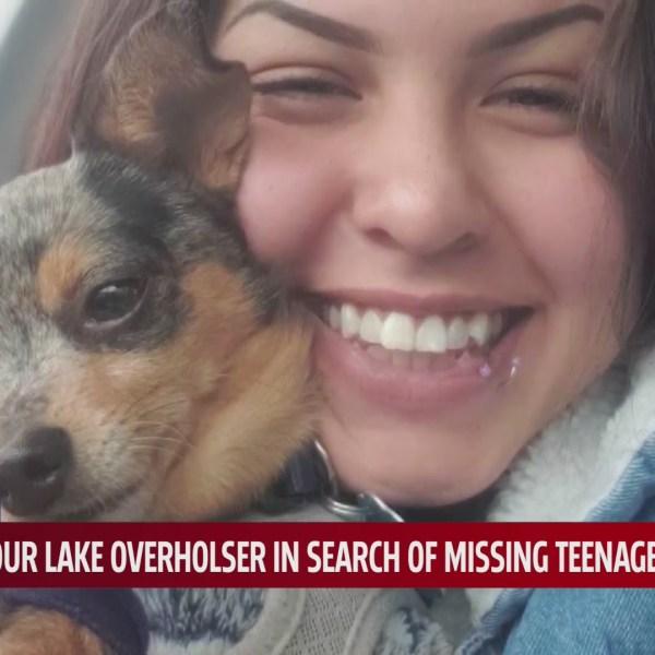 Selfie of 17-year-old Haylie Gonzalez