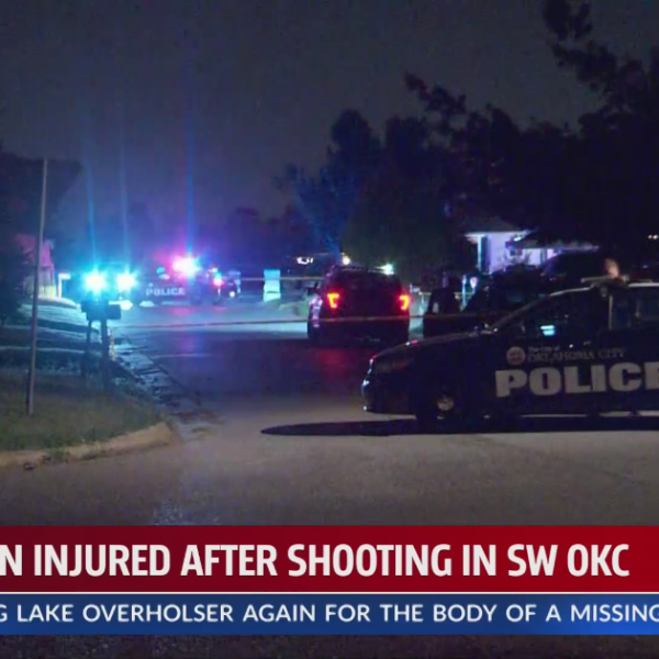 SW 31st and May shooting
