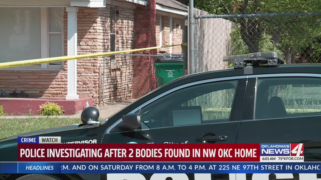 Two bodies found near NW 32nd and May