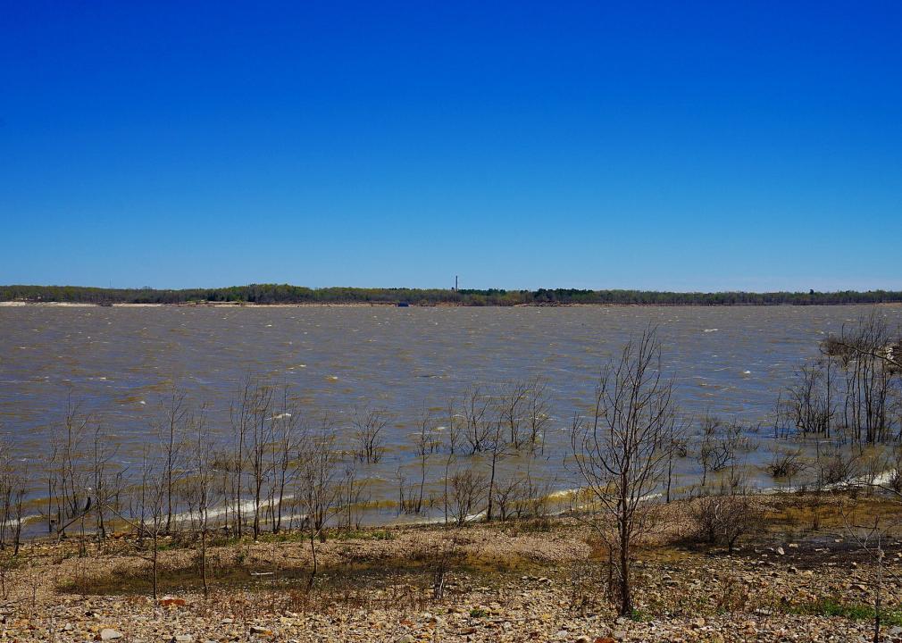 image of lake