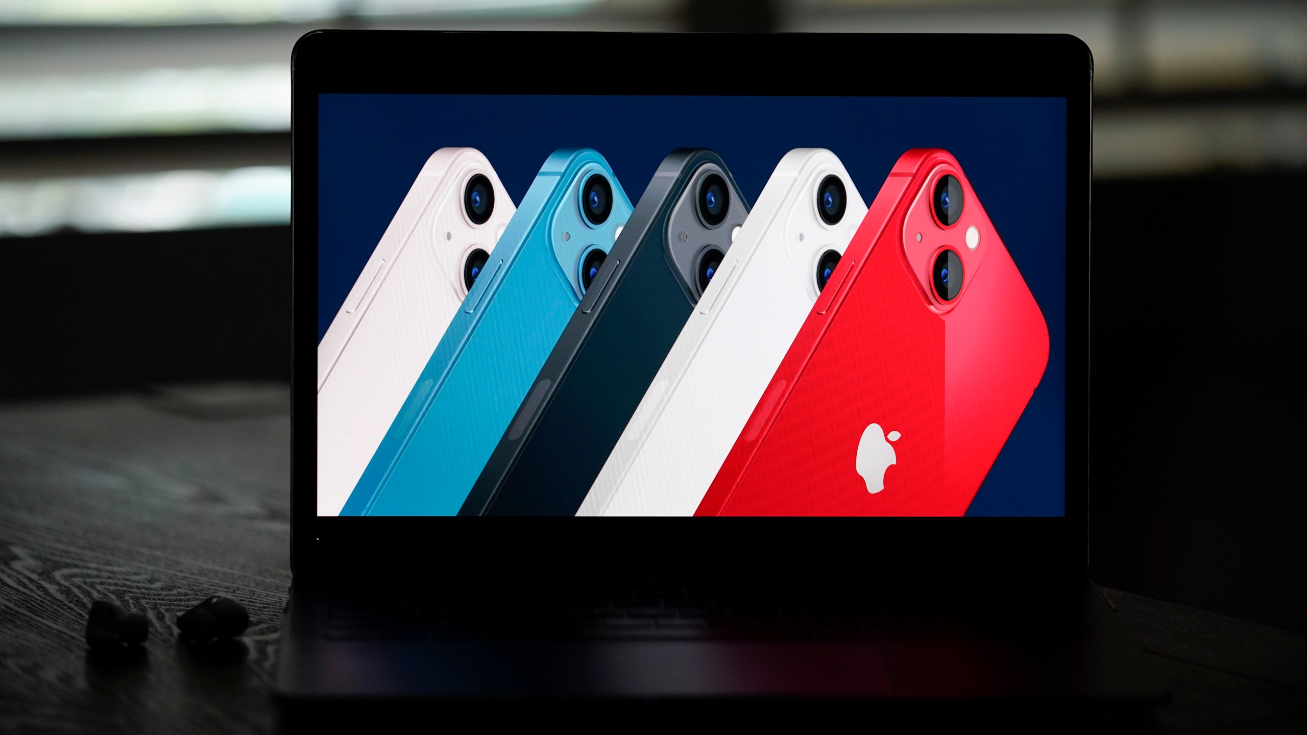 image of apple products