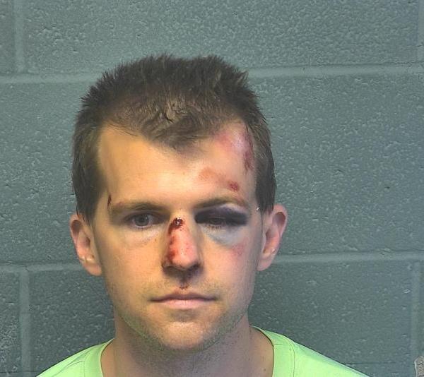 Mugshot of Michael Coghill courtesy of Oklahoma County Corrections