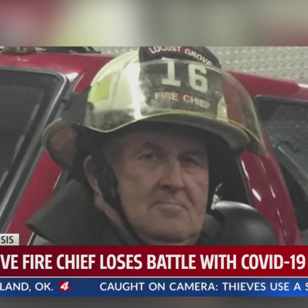 Ray Vaughn Locust Grove Fire Department
