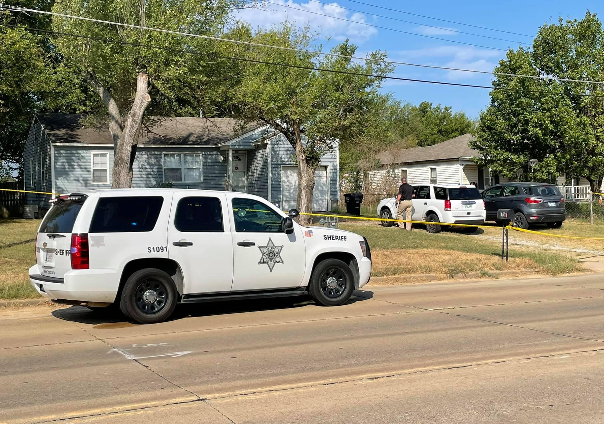Tulsa County body found