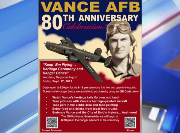 Vance flyer