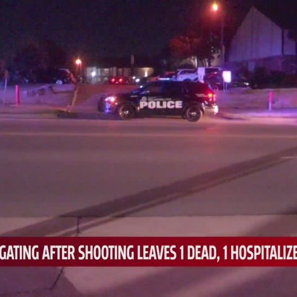 Warr Acres shooting
