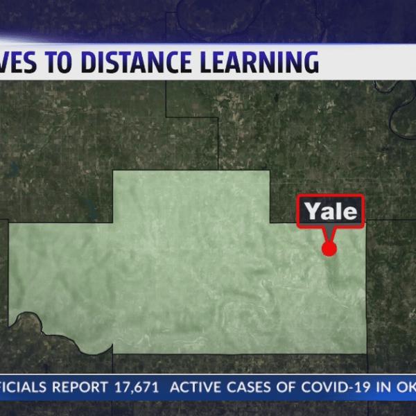 Yale map