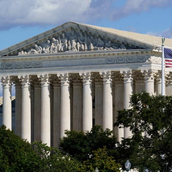 image of SCOTUS building