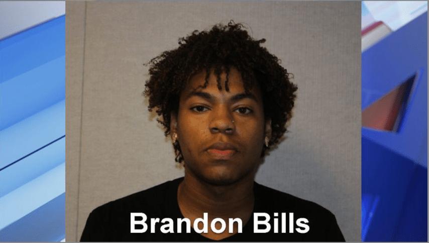 Brandon Bills - Tulsa Police Department
