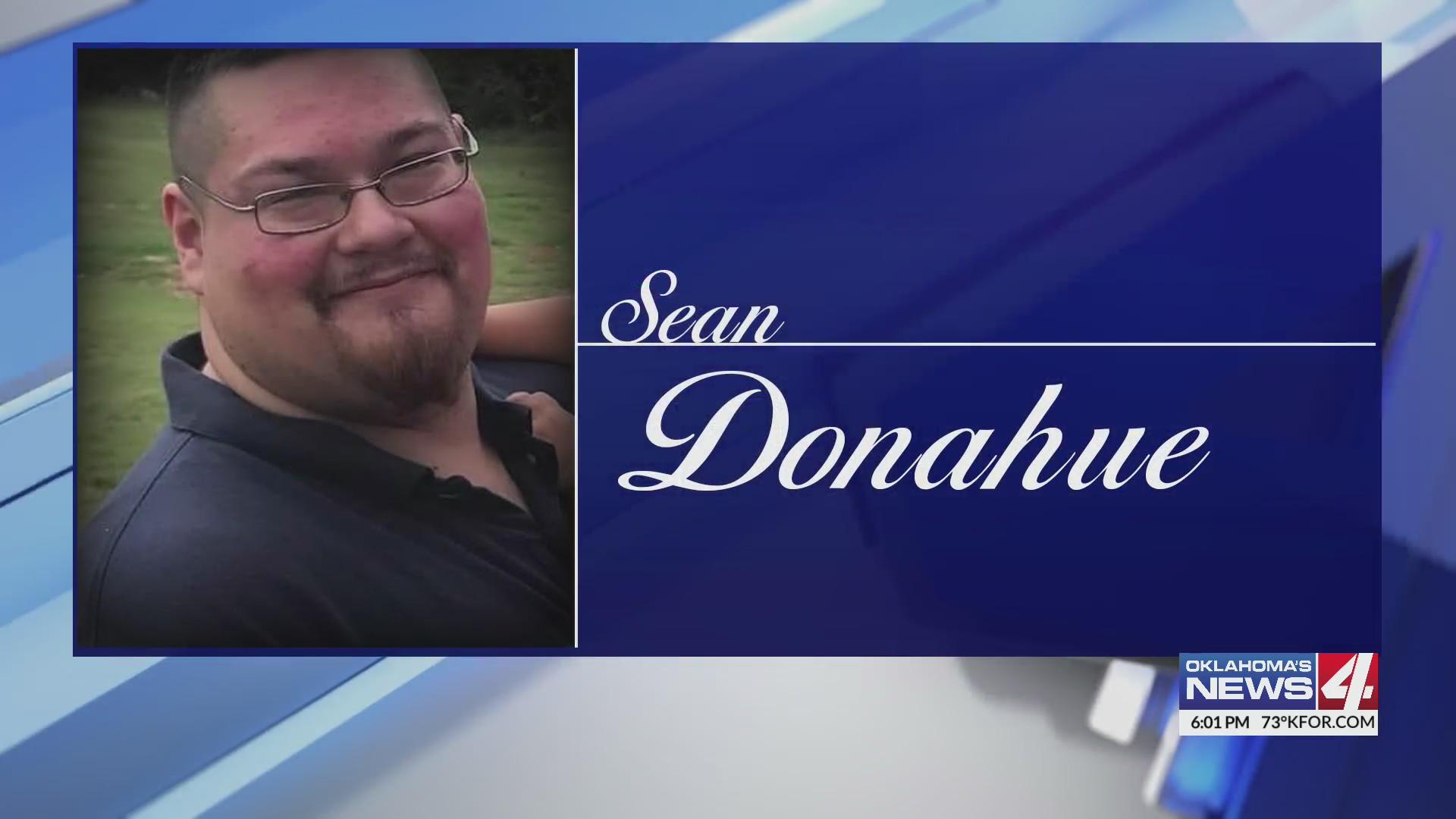 Sean Donahue in memoriam