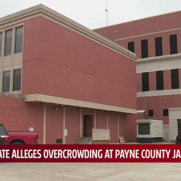 Payne County Jail exterior