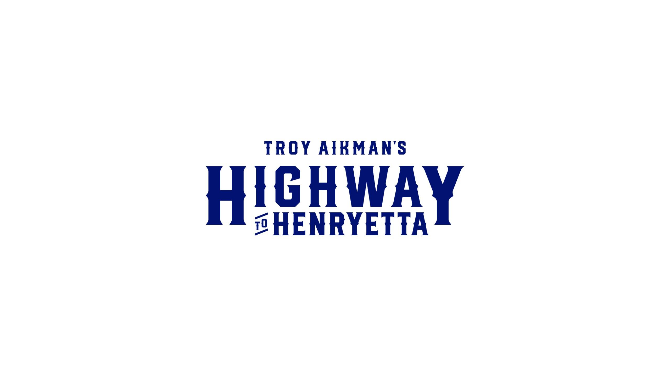 Troy Aikman's Highway to Henryetta