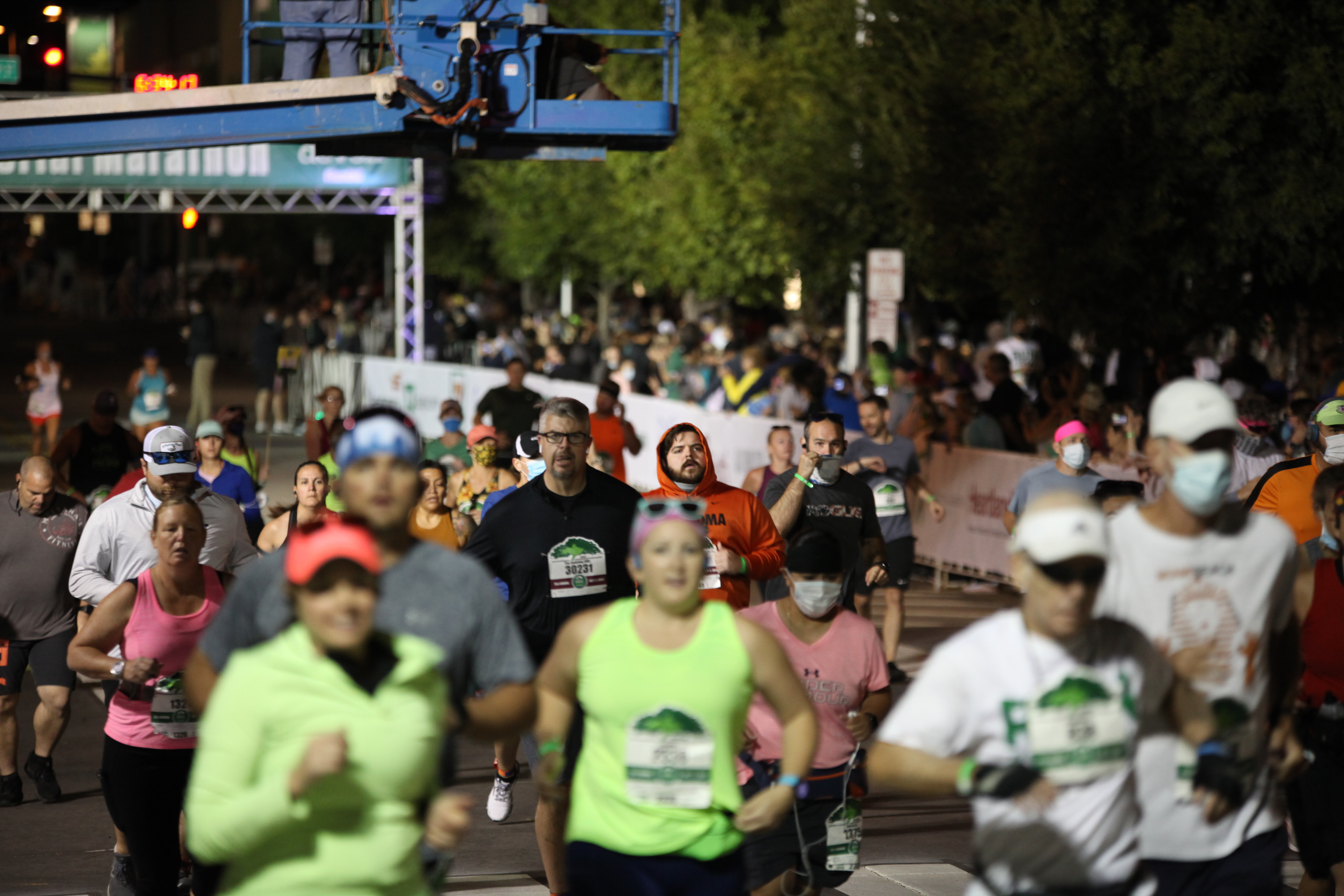 Oklahoma City Memorial Marathon 2021