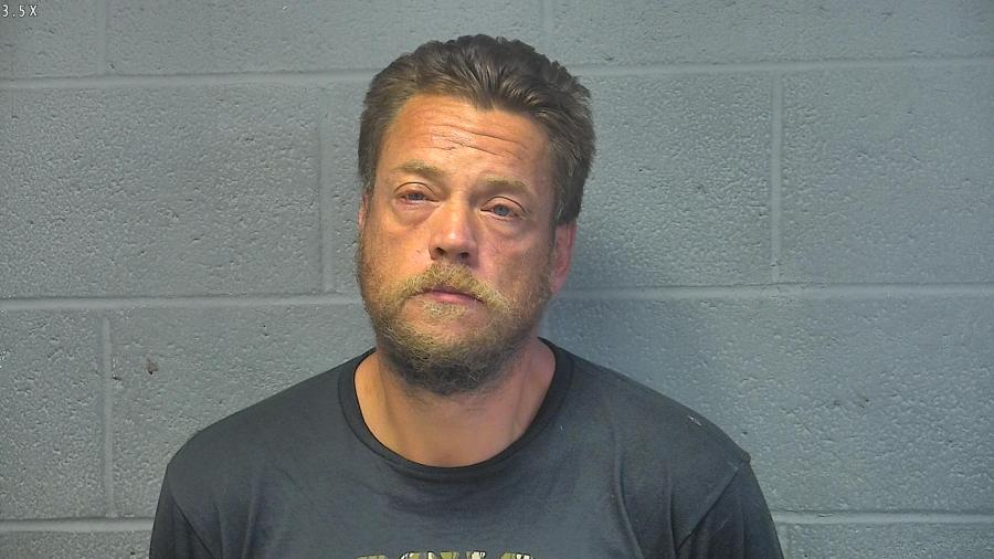 mugshot of Nicholas Leach courtesy of the Oklahoma County Detention Center