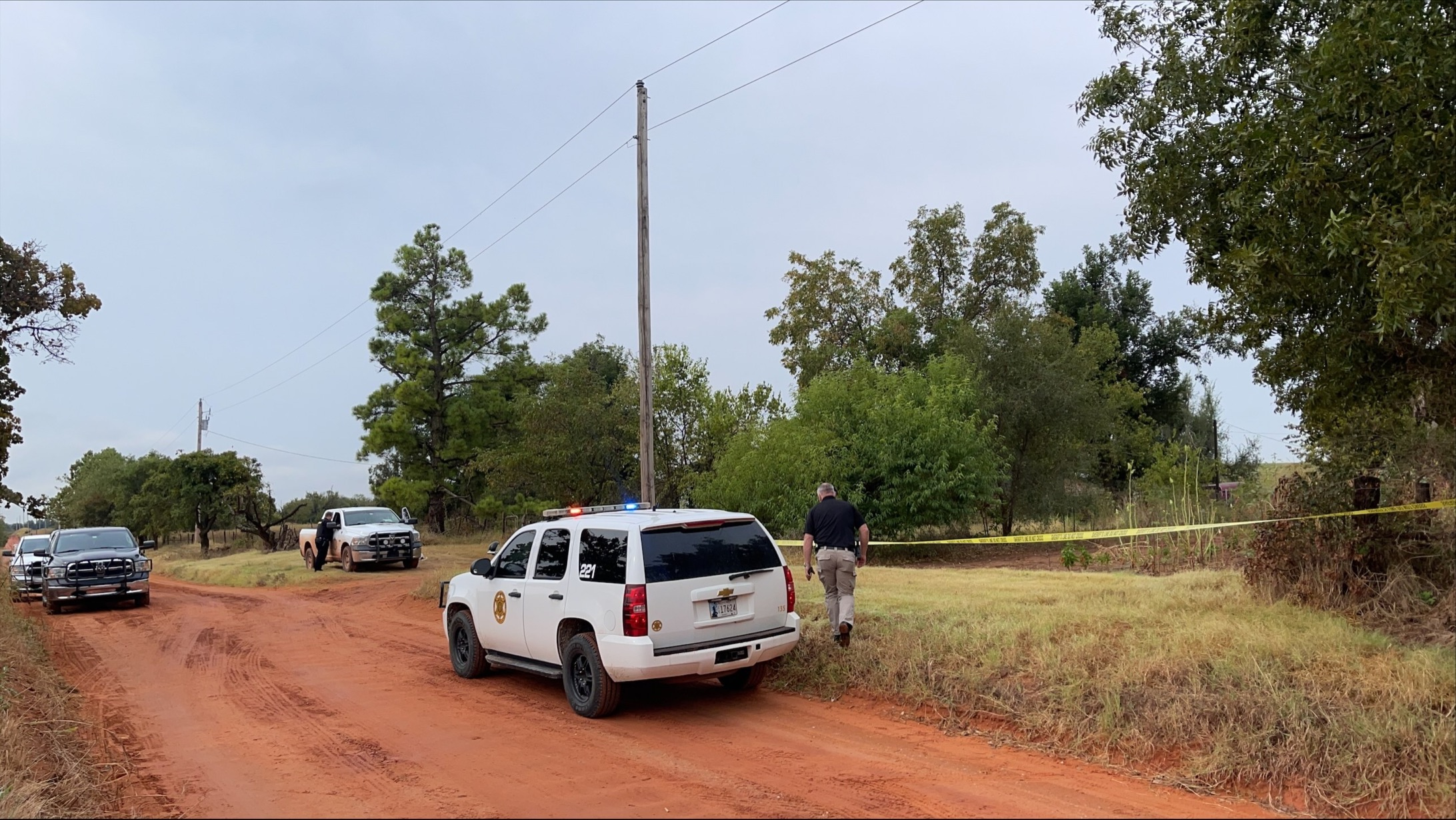 Agents at scene of deadly home invasion