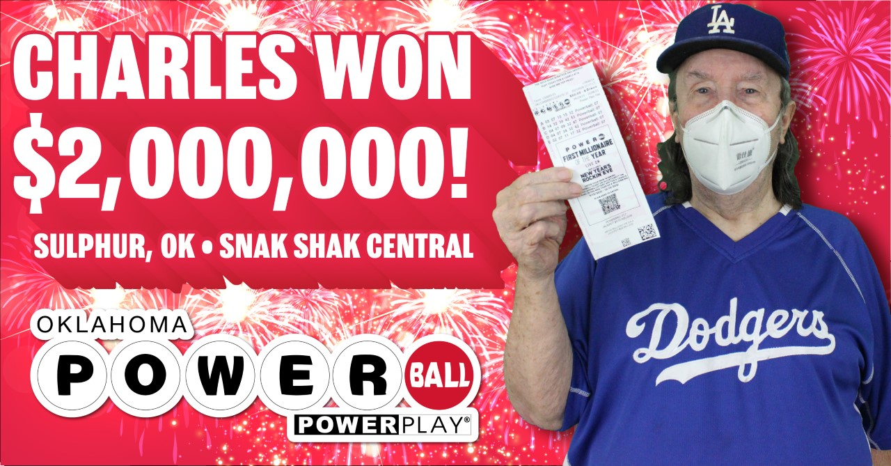 Credit: Oklahoma Lottery